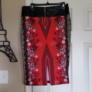 Bisou Bisou Skirts - NWOT Bisou Bisou skirt